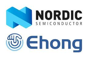 Strategy Partner for BLE Module: Nordic Semiconductor and Ehong Technology