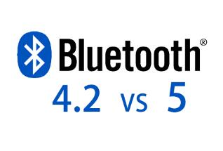 Differences Between Bluetooth 5 vs 4.2